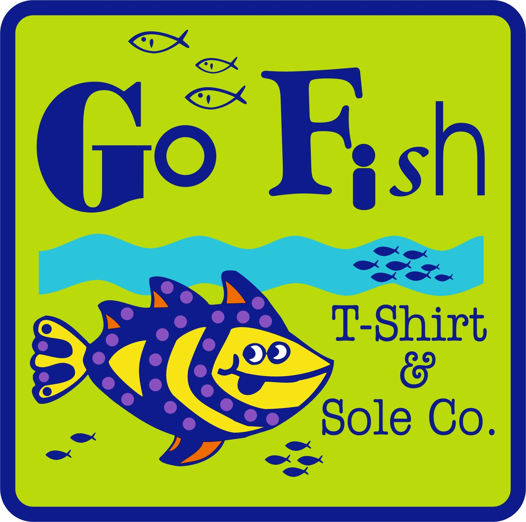 About us go fish clothing and jewelry co for Go fish clothing